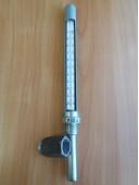 Оправа защитная для термометра стеклянного прямая ОТП и угловая ОТУ (для термометра ТТЖ-М, ТТП, ТТУ)
