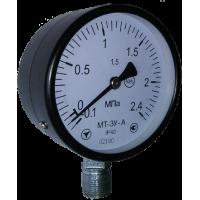 Манометр аммиачный МТ-3У-А (NH3) (МТ-3У, МТ 3У, МТ3У, МТ3-У)