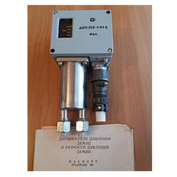 Датчик-реле давления, преобразователь давления, регулятор давления