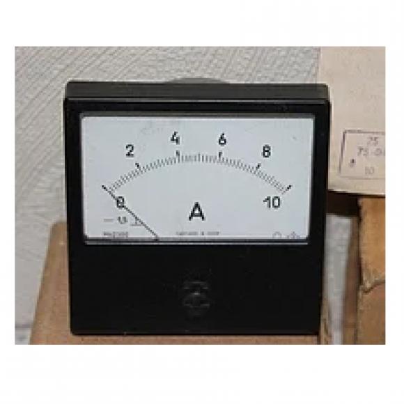 Амперметр и вольтметр щитовой постоянного тока