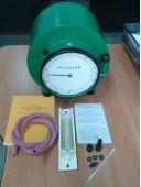 Счетчик газа барабанного типа с жидкостным затвором РГ7000 (РГ-7000, РГ 7000) - аналог ГСБ-400