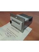 Счетчик импульсов БЕ-1Р-6 (-24В) с кнопкой сброса  (аналог СИ-206)