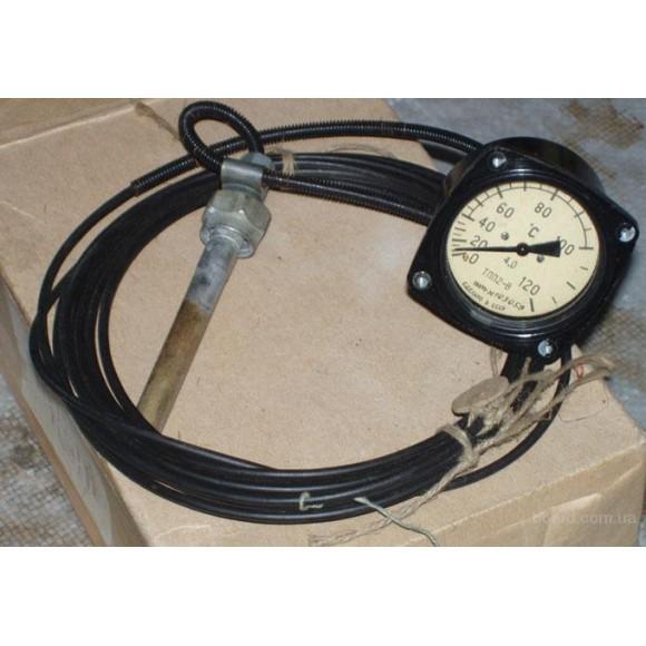 Термометр манометрический виброустойчивый ТПП2-В (ТПП-2В, ТПП2В, ТПП 2В)