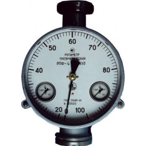 Ротаметр пневматический типа РПФ (РПФ-01, РПФ-02, РПФ-03)