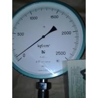 Манометр сверхвысокого давления СВ-2500 (СВ.2500, СВ 2500, СВ2500, СВ26Р, СВ-26Р)