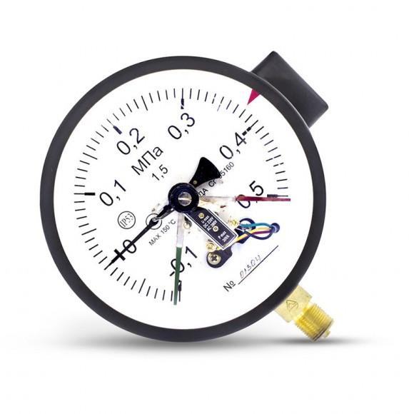 Мановакуумметр сигнализирующий, электроконтактный ДА Сг 05100 (ДА Сг 05) и ДА Сг 05160 (ДА Сг 05-01)