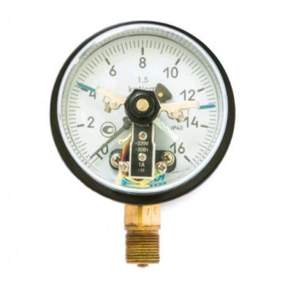 Манометр электроконтактный ДМ2010-У2 (ДМ 2010-У2, ДМ2010У2, ДМ2010, ДМ-2010)