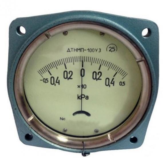 Дифманометр-тягонапоромер ДТНМП-100, ДТНМПКр-100 (ДТНМП-100У3, ДТНМП-100-М1, ДТНМП-100-М2)
