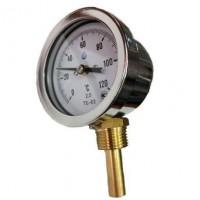 Термометр биметаллический радиальный ТБ-63 (ТБ 63, ТБ63, ТБ-063, ТБУ-63, ТБП)