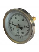 Термометр биметаллический осевой ТБ-63 (ТБ 63, ТБ63, ТБ-063, ТБУ-63, ТБП)