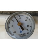 Термометр биметаллический игольчатый ТБИ, ТБИ-25, ТБИ-40 (ТБИ 25, ТБИ25, ТБИ 40, ТБИ40)