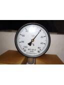 Мановакуумметр показывающий МТ-4У-А (МТ-4У, МТ 4У, МТ4У, МТ4-У) - радиальный штуцер (РШ)