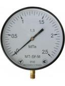 Манометр котловой МТ-5У-М (МТ-5У, МТ 5У, МТ5У, МТ5-У)