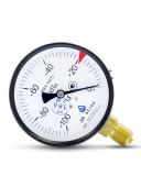 Вакуумметр показывающий ДВ 05100-01М (ДВ 05100, ДВ05100, ДВ-05100, ДВ 05-01) - радиальный штуцер (РШ)