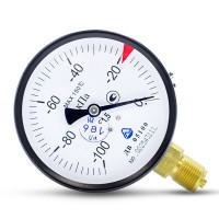Вакуумметр показывающий ДВ 05100-05М (ДВ 05100, ДВ05100, ДВ-05100, ДВ 05-05) - радиальный штуцер (РШ)