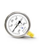 Мановакуумметр показывающий ДА 05100-05М (ДА 05100, ДА05100, ДА-05100, ДА 05-05) - радиальный штуцер (РШ)