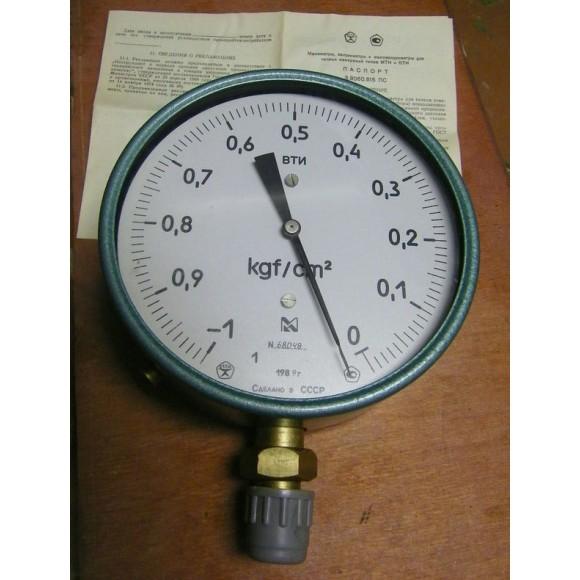 Вакуумметр точных измерений ВТИ, ВТИ-160 (ВТИ-1218, ВТИ 1218, ВТИ1218, МТИ-1218)