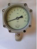 Манометр, вакуумметр, мановакуумметр корабельный МКУ (МКУ-1071, МКУ1071, МКУ-1072, МКУ1072)