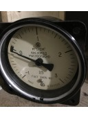 Мановакуумметр показывающий МВОШ1-100 (МВОШ-1-100, МВОШ, МВОШ100, МВОШ 100) - осевой штуцер (ОШ)