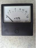 Измеритель (амперметр) щитовой Э8031 и Э8031-М1 (Э-8031, Э 8031, Э-8031М1, Э 8031-М1, Е8031, Е-8031, Е8031-М1)