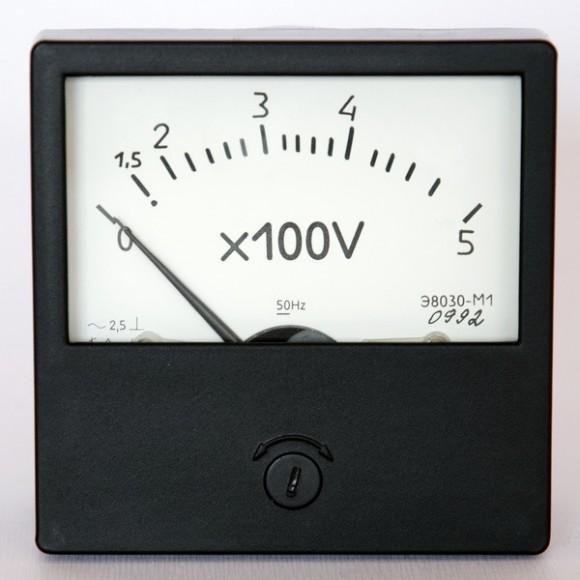Вольтметр щитовой Э8030 и Э8030-М1 (Э-8030, Э 8030, Э-8030М1, Э 8030-М1, Е-8030, Е8030-М1, Е-8030М1)