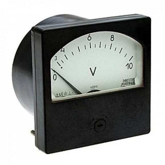 Вольтметр щитовой Э8033 (Э-8033, Э 8033, Е8033, Е-8033)