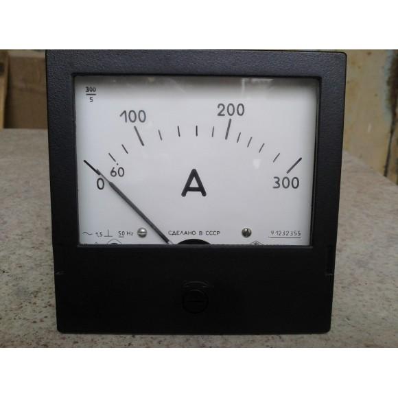 Амперметр щитовой Э365-1 и Э365.1-1 (Э-365, Э365, Э 365, Э-365-1, Э365.1, Е365-1, Е365, Е-365, Е365.1-1)