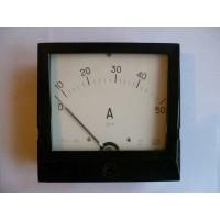 Амперметр щитовой переменного тока Э378 (Э-378, Э 378, Е378, Е-378, Е 378)