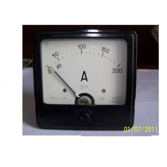 Амперметр щитовой переменного тока Э377 (Э-377, Э 377, Е377, Е-377, Е 377)