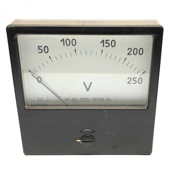 Вольтметр щитовой переменного тока Ц42300 (Ц-42300, Ц 42300, С42300, С-42300, С 42300)