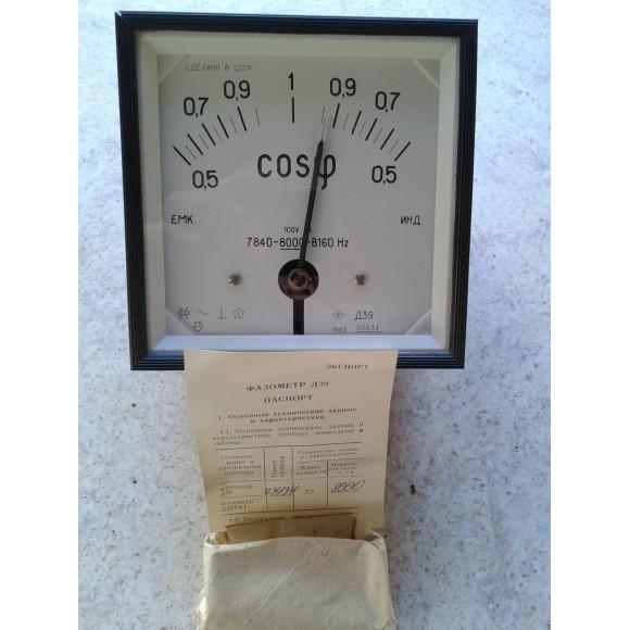 Фазометр однофазный Д39 (Д-39, Д 39)