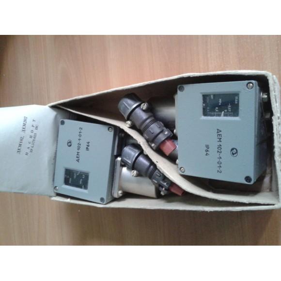 Датчик-реле давления ДЕМ 102-1-01-2 (ДЕМ 102, ДЕМ102, ДЕМ-102, ДЕМ 102-1, ДЕМ 102-2)
