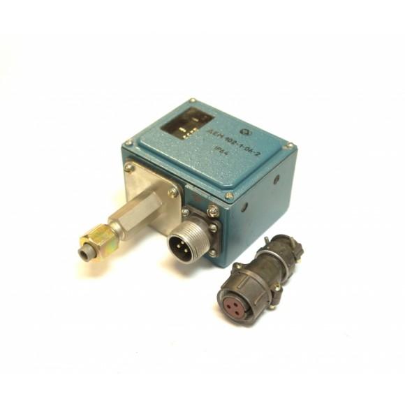Датчик-реле давления ДЕМ 102-1-06-2 (ДЕМ 102, ДЕМ102, ДЕМ-102, ДЕМ 102-1, ДЕМ 102-2)