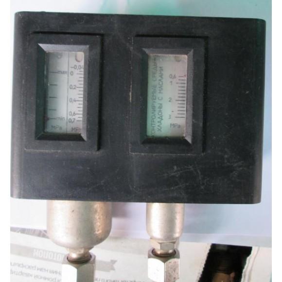 Датчик-реле давления сдвоенный Д2-11 (Д-2-11, Д 2-11)