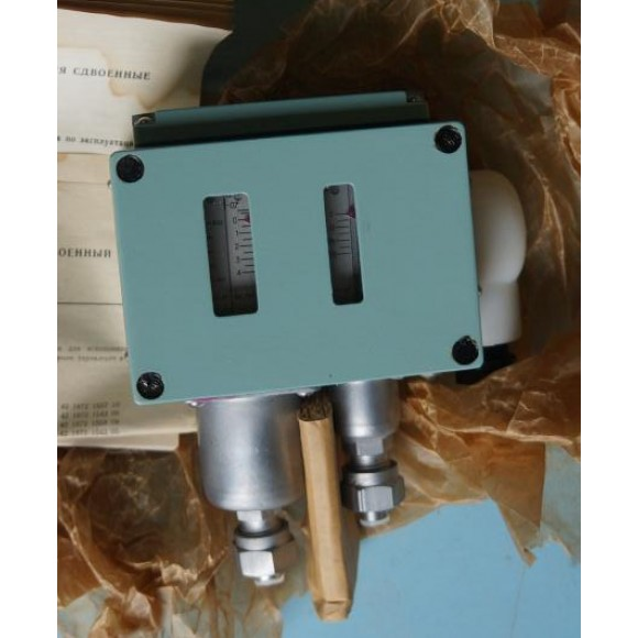 Датчик-реле давления сдвоенный Д220Р-11 (Д220Р, Д-220Р, Д 220Р, Д-220Р-11, Д 220Р-11, Д220)