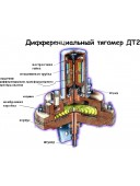 Тягомер дифференциальный ДТ2-50 (ДТ-2-50, ДТ 2-50, ДТ)