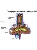 Тягомер дифференциальный ДТ2-100 (ДТ-2-100, ДТ 2-100, ДТ)