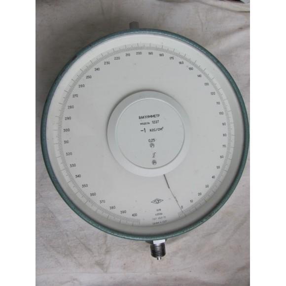 Вакуумметр образцовый ВО-1227 (ВО 1227, ВО1227, ВО)