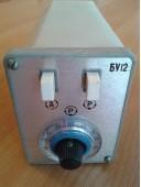 Блок управления БУ12 (БУ-12, БУ 12, БУ)