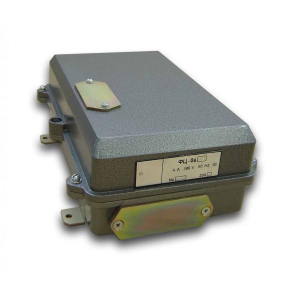 Усилитель тиристорный трехпозиционный ФЦ (ФЦ-0610, ФЦ-0611, ФЦ-0620, ФЦ-0621, ФЦ-0650)