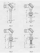 Термопара ТХК-2088 (ТХК 2088, ТХК2088, ТХК)