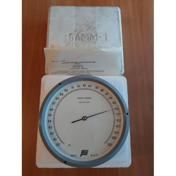 Барометр-анероид БАММ-1 БАММ 1 БАМ-1 БАМ 1 БАМ