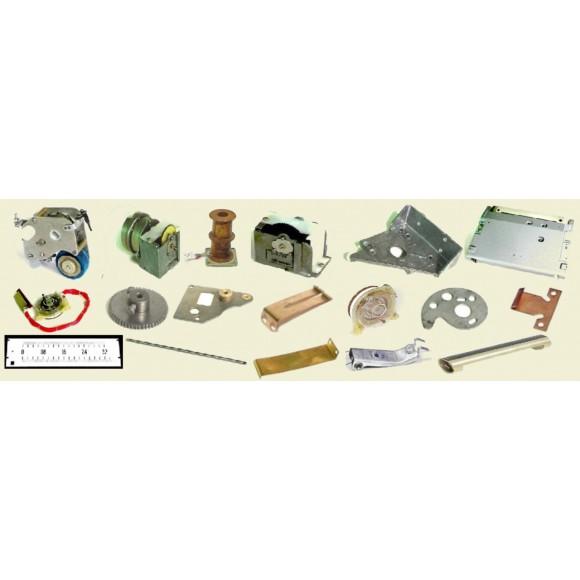 Запасные части к регистрирующим и самопишущим приборам ДИСК250, РП160, КС1, КС2, КС3, КС4, К140, КП1
