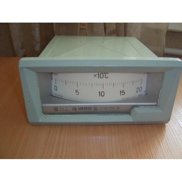 Логометр (милливольтметр) Ш69000 (Ш-69000, Ш 69000)