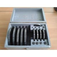 Набор грузов к манометру (прессу) грузопоршневому МПА-15 (МПА 15, МПА15)