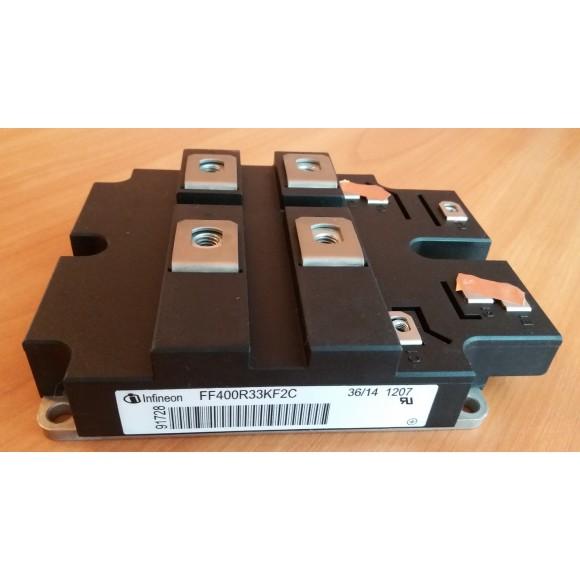 Модуль питания (силовой модуль, IGBT тиристорный модуль, регулятор напряжения) FF400R33KF2C