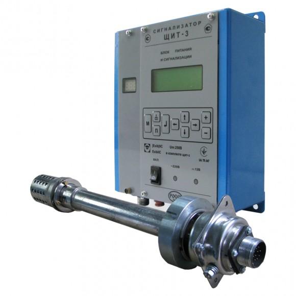 Сигнализатор стационарный ЩИТ-3-1-16 (ЩИТ, ЩИТ 3, ЩИТ3) с датчиком ДТХ-154