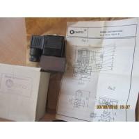 Клапан электромагнитный КЭД-М,  КЭД-01М (КЭД М, КЭДМ, КЭД-01М, КЭД 01М, КЭД01М, КЭД01-М)